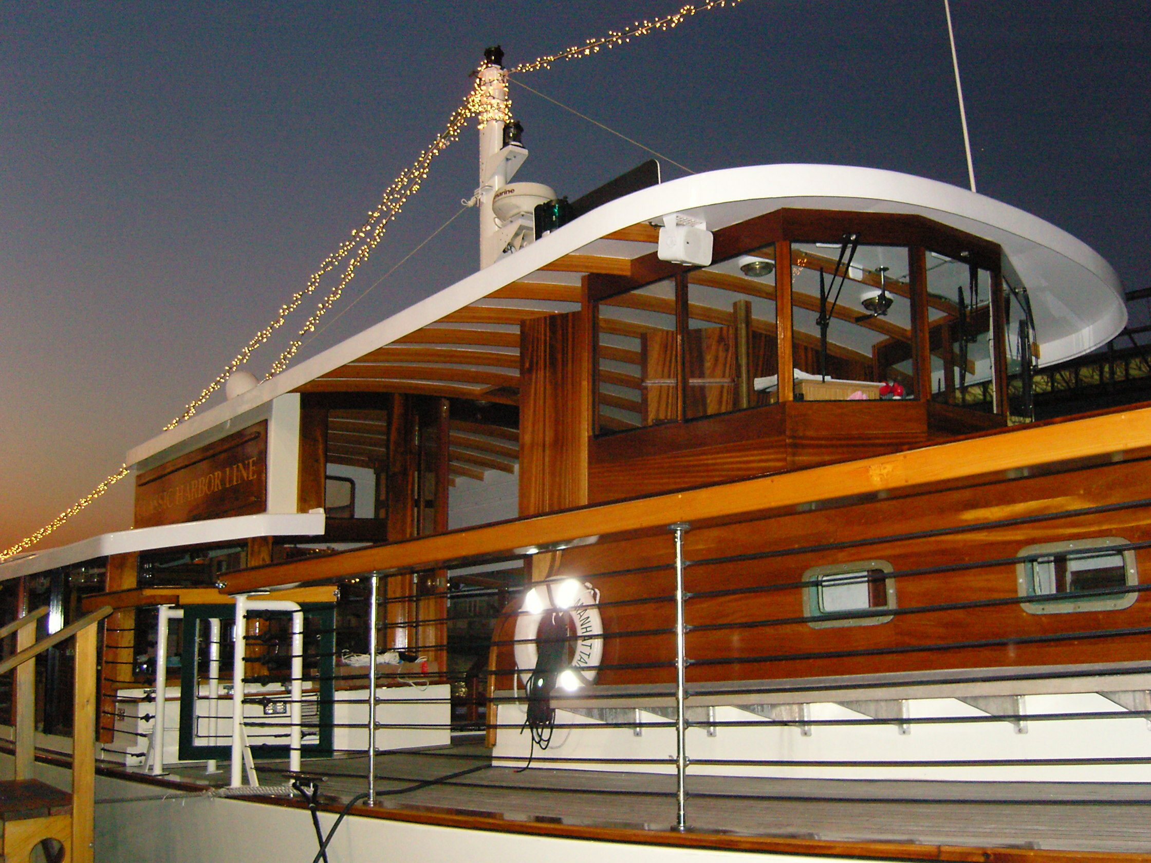 Holiday Brunch Cruise on the Yacht