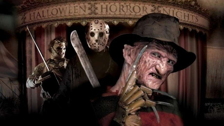 Reviews of Universal Studios Hollywood Halloween Horror Nights in ...