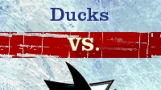 Ducks sharks