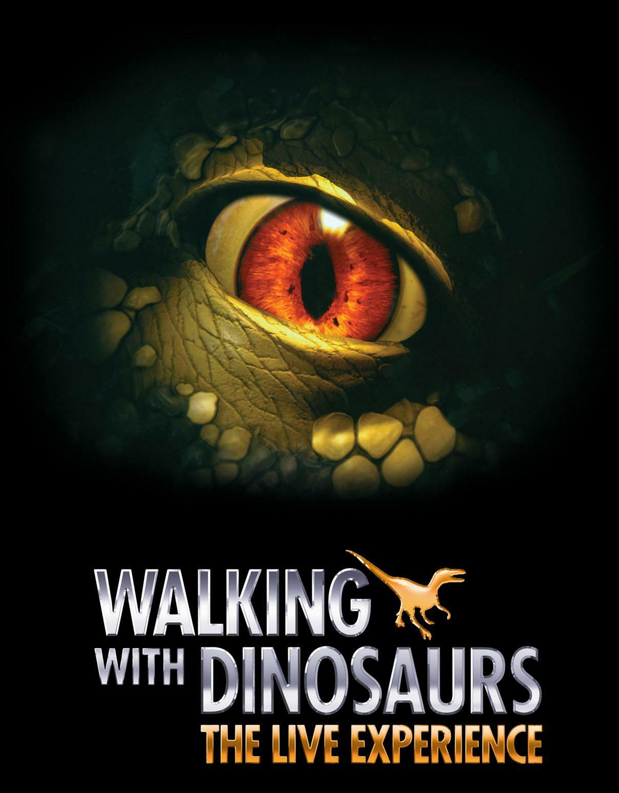 Walking With Dinosaurs: The Live Experience Boston Tickets