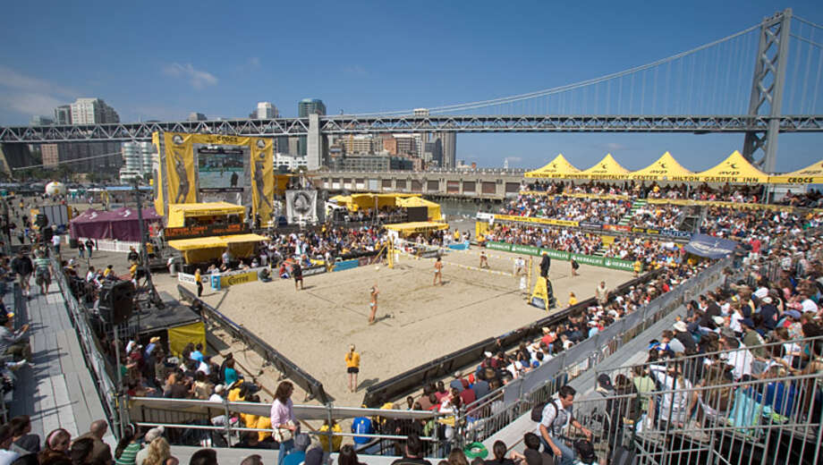 Avp Pro Beach Volleyball Crocs Tour San Francisco Featuring Olympic Champions Reviews Ratings
