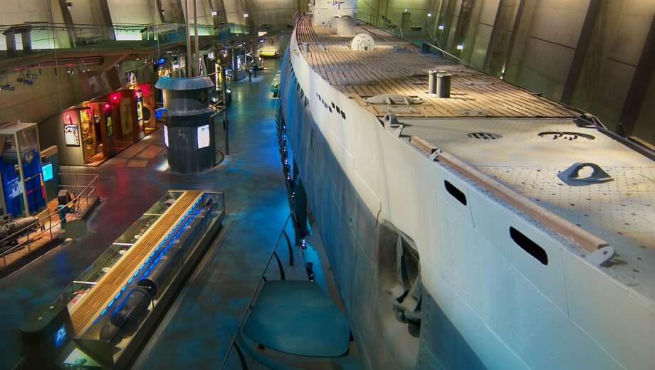 reviews of behind the scenes tour of u 505 submarine in chicago il
