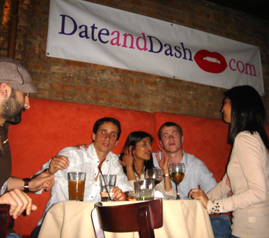 Dateanddash speed dating party