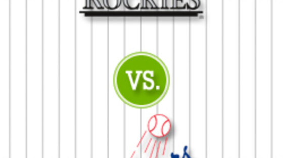 Rockies-dodgers