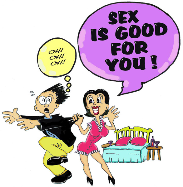 Why sex is good for you galleries 422