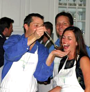 Singles cooking classes