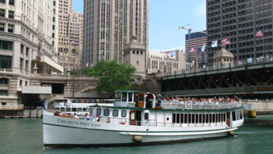chicago architecture foundation's architecture river cruise
