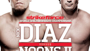 Strikeforce noons diaz 092310