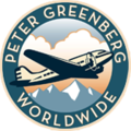 Peter greenberg worldwide logo