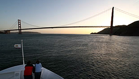 Twilight Cruise: Enjoy The San Francisco Skyline, a Buffet and Music $29.00 ($58 value)