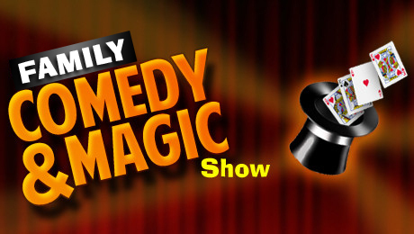 Fun Comedy & Magic Show for the Whole Family at Addison Improv COMP - $5.00 ($10 value)