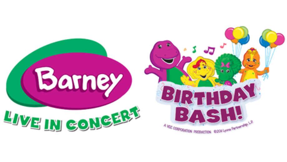Barney Live In Concert Birthday Bash Boston Tickets Na At - Barney live in concert birthday