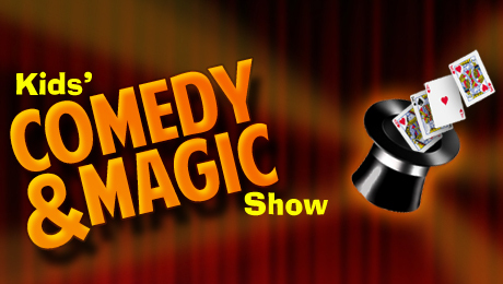 Family Comedy and Magic Show at the Arlington Improv $6.00 ($12 value)