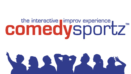 ComedySportz: Fast and Funny Improv Comedy Competition $8.50 ($17 value)