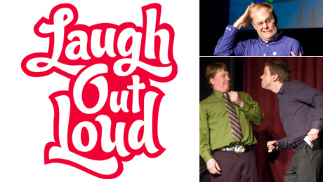 Weekend Improv Comedy Shows at Laugh Out Loud Theater $9.50 ($19 value)