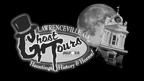 Lawrenceville Ghost Tour: Take a Haunted Stroll Through the Night $6.00 ($12 value)