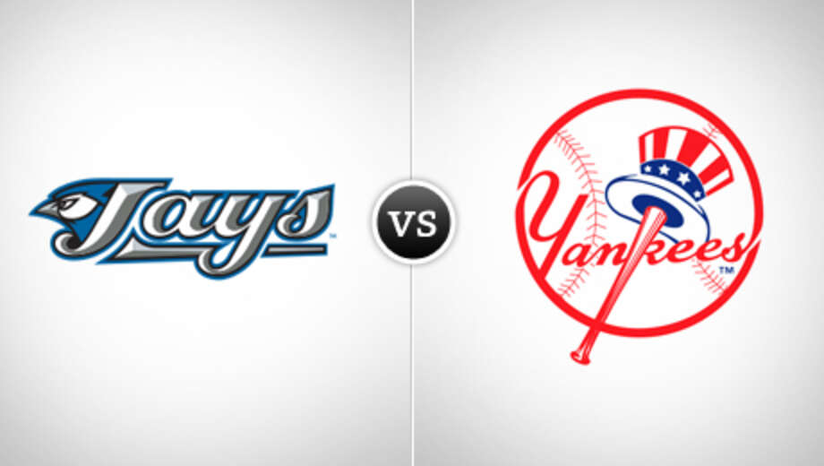 Mlb bluejays yankees