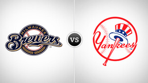 Mlb brewers yankees