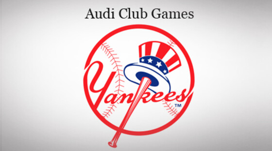 Mlb yankees audiclubgames