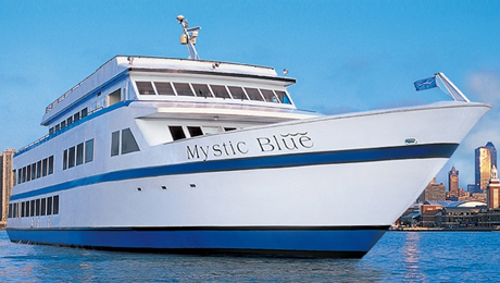 Mystic Blue's Lakefront Buffet Cruises: Dining & Dancing $71.72 ($119.54 value)