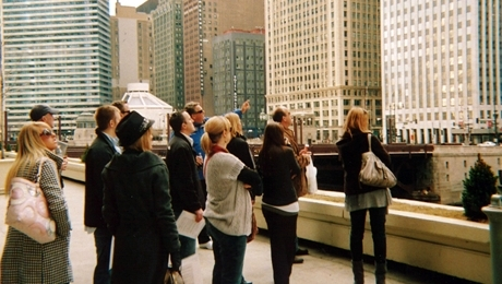 River Walk & Boat Ride on Chicago History Tour Plus $15.00 ($30 value)