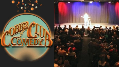 Cobb's Comedy Showcase: Top Bay Area Comics Perform COMP - $6.50 ($12.5 value)