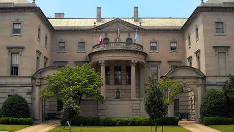 Learn the Stories Behind D.C.'s Lavish Embassy Row on a Walking Tour $10.00 ($20 value)