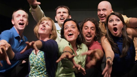 Secret Improv Society: Comedy and Song in High-Energy Revue COMP - $8.50 ($17 value)