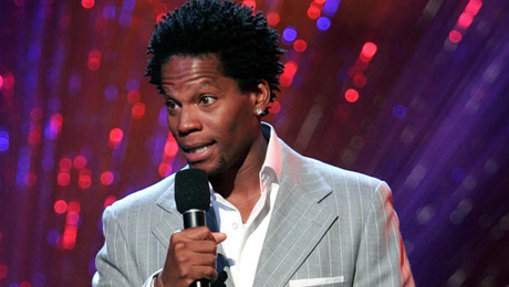 T.V. Star-Comedian D.L. Hughley at Cobb's Comedy Club $15.00 ($30 value)