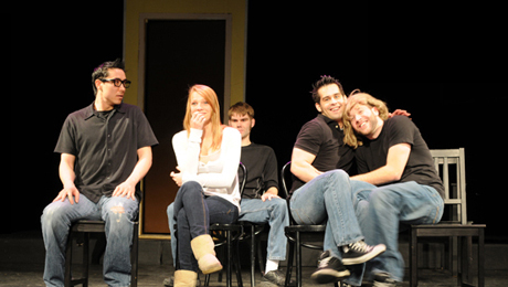 Made Up Theatre's Improv Comedy Shows COMP - $5.00 ($10 value)