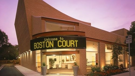 Live Music at Boston Court: Classical, Jazz, World Music and More $12.50 ($25 value)