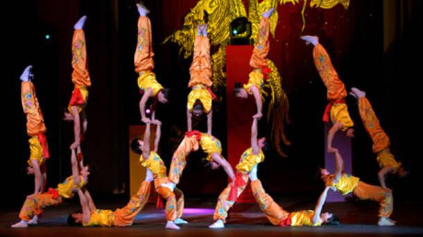 Peking Acrobats Oakland East Bay Tickets N A At Cal Performances