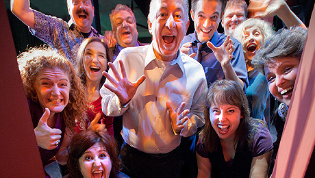 BATS Improv: SF's Longest-Running Improv Comedy Theater COMP - $8.50 ($17 value)