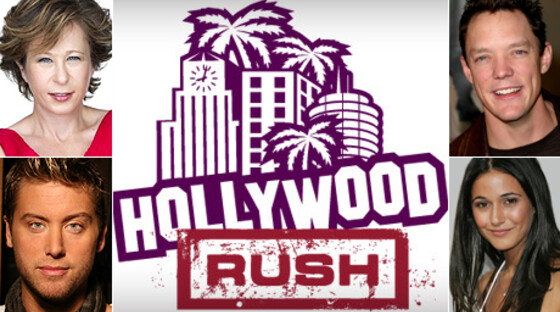Hollywood rush2