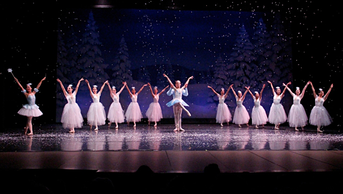 San Jose Youth Ballet Enchants in
