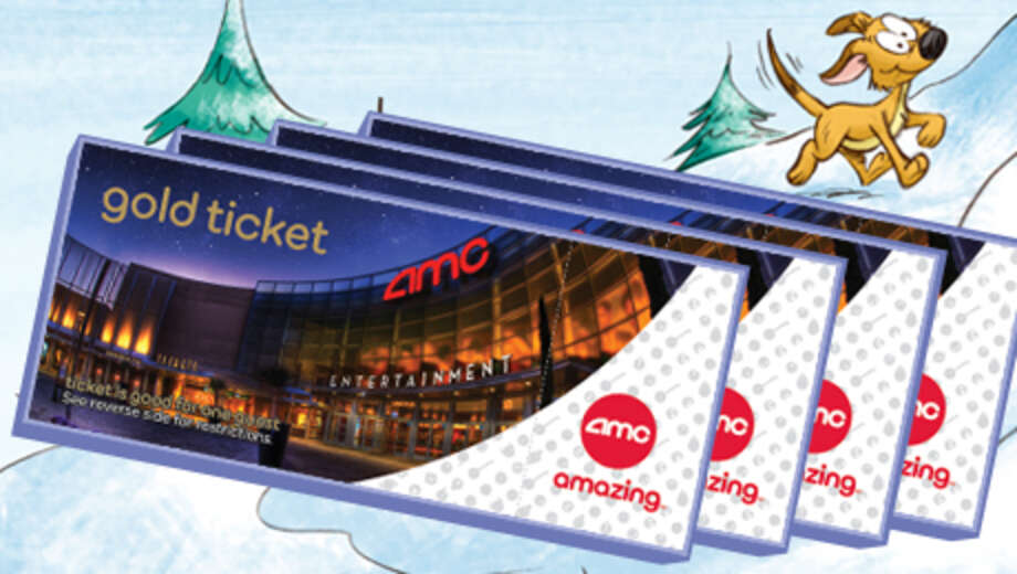 AMC Gold Ticket 4 Packs For 32 Up To A 48 Value Reviews Ratings