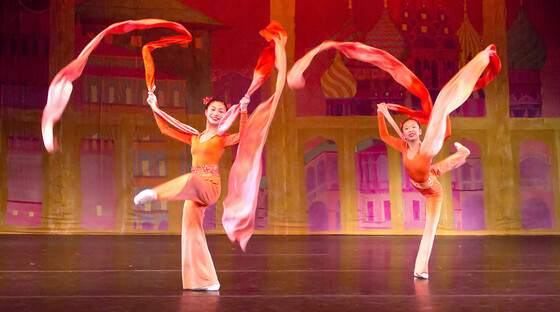 Berkeley ballet theater nutcracker
