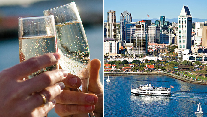 Champagne Brunch Cruise Aboard a Hornblower Ship $49.00 ($82 value)