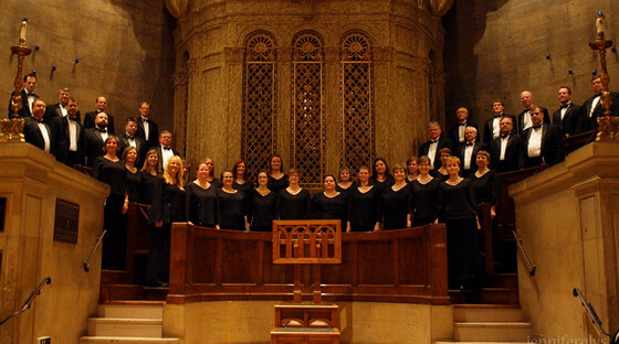Exultate chamber choir and orchestra2