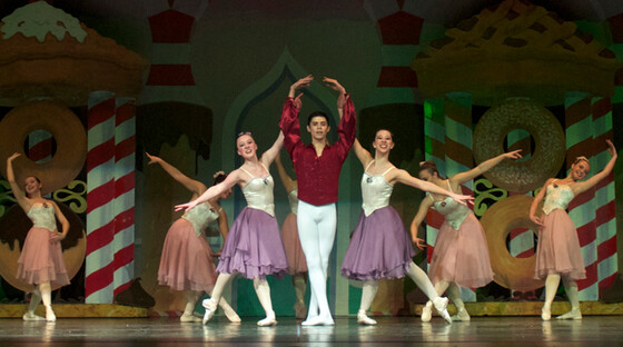 Fairfax ballet nutcracker
