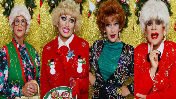 the golden girls the christmas episodes 2012