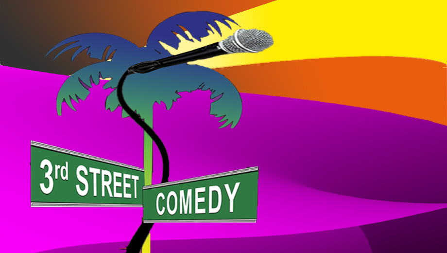 3rd Street Comedy: Compelling Comedy on Santa Monica's 3rd Street Promenade $5.00 ($12 value)