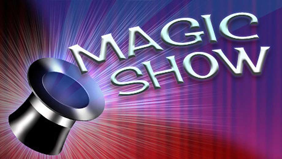Mid-Afternoon Interactive Magic Show For All Ages COMP - $15.00 ($30 value)