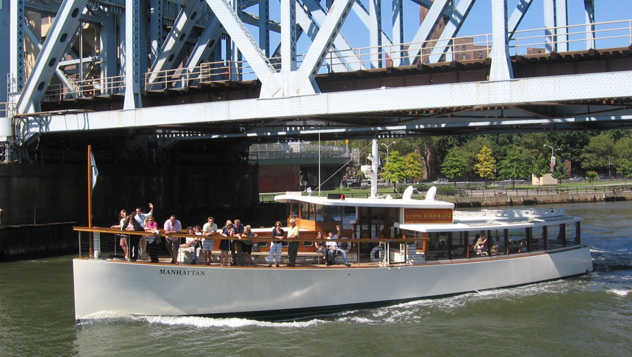 Relaxing Brunch Cruise Around Manhattan Aboard a Yacht $52.80 ($88 value)