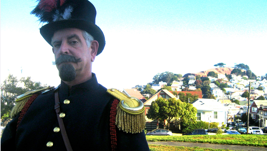 Emperor Norton's Fantastic SF Time Machine Walking Tour $10.00 ($20 value)