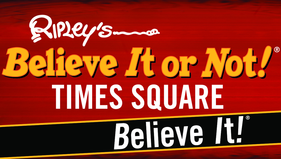 Ripley's Believe It or Not! Times Square: Tour the Odditorium $12.50 - $16.30 ($24.99 value)