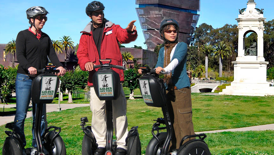 San Francisco Golden Gate Park Segway Tour $35.00 ($70 value)