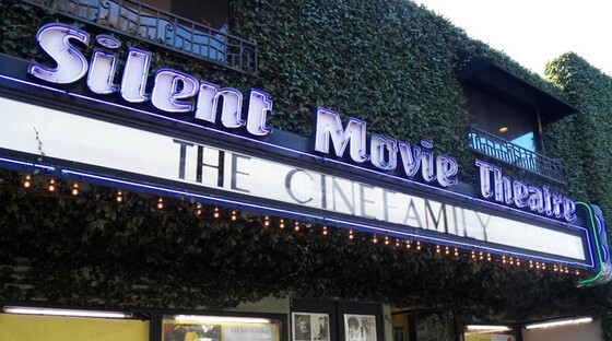 Silent movie theater 120212