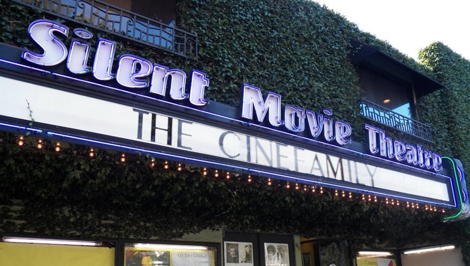 Movie Screenings at The Cinefamily: Classics, Cult Films and More $6.00 ($12 value)
