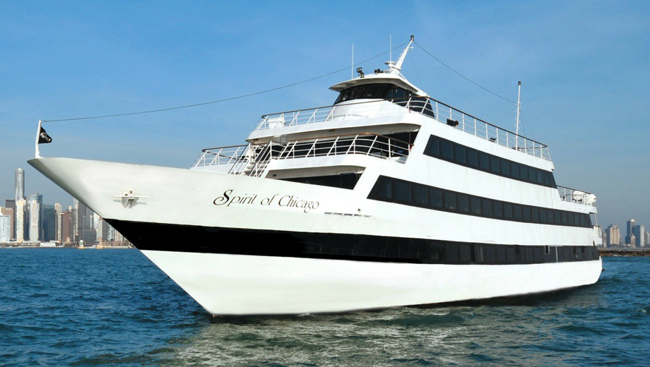 Spirit of Chicago Buffet Cruise: Sightseeing, Dining & Dancing $81.52 ($135.86 value)